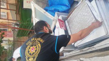 20 Bin TL Değerindeki İnşaat Malzemelerini Çalan Şahıs Yakalandı