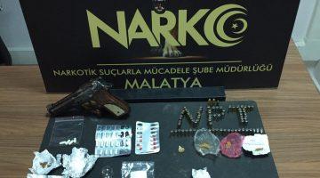 Malatya'da Sokak Satıcılarına Operasyon!