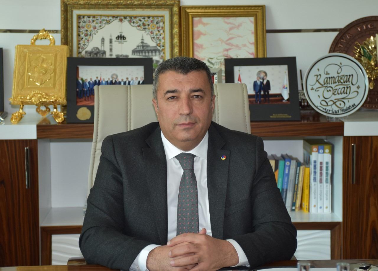 Malatya Ticaret Borsası Başkanı Özcan'dan Kurban Bayramı Kutlama Mesajı