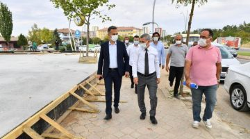 """""""Yatırımlarımızla Yeşiltepe'nin Gelişimine Katkı Sunuyoruz"""""""