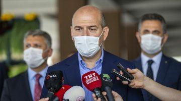 İçişleri Bakanlığı'ndan bir koronavirüs yasağı daha