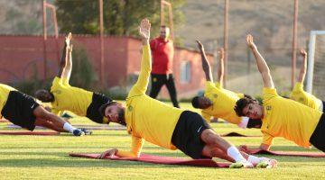 Kaplanlarımız, Fraport-Tav Antalyaspor maçı hazırlıklarına başladı.