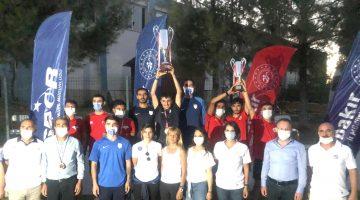 Malatya Büyükşehir Belediyespor Lig'i Üçüncü Olarak Tamamladı