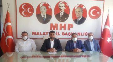 MHP Malatya İl Başkanlığı Kongre Tarihi Belli Oldu