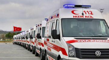 112 Ambulans Taksi Değildir!
