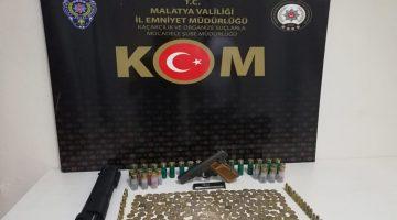 Silahla yaralanma olayına karışan ve Tarihi Eser Kaçakçısı oldukları belirtilen 3 Şüpheli Şahıs Yakalandı