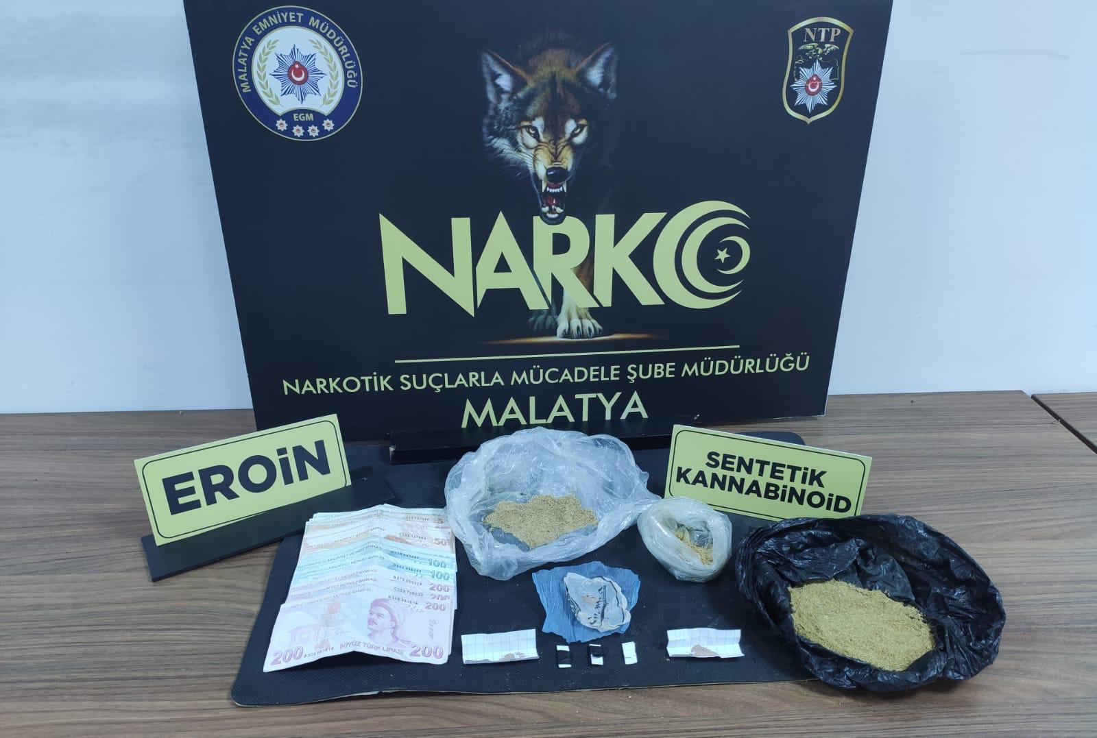 Narkotik 'ten Geniş kapsamlı Operasyon 6 Şüpheli  Yakalandı