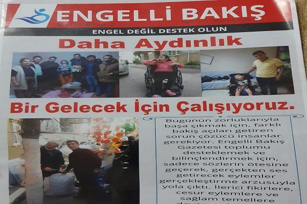 """Altuntaş : Bu Derginin Malatya'daki Engelli Dernekleriyle hiç bir alakaları yoktur"""""""