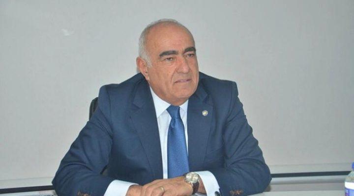 "İYİ Parti İl Başkanı Sarıbaş :""Can Azerbaycan'ın yanındayız"""
