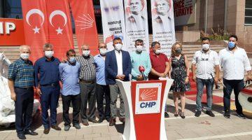 """Veli Ağbaba: """"İktidar 'Türkiye Tırmanışta' Diyor, Esnaf Battıkça Batıyor!"""""""