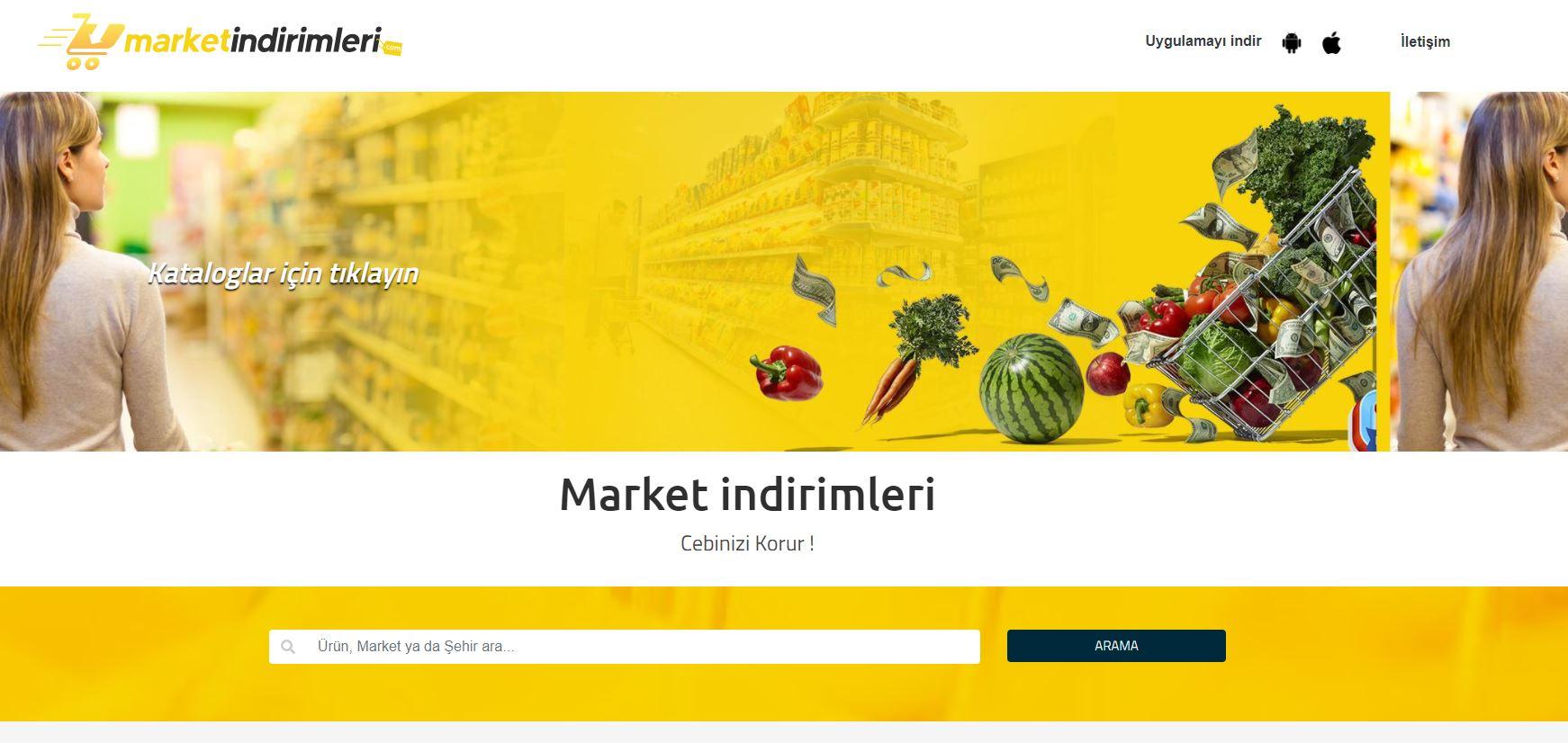 Aksiyon Ürünlere Marketindirimleri.com'dan Ulaşın