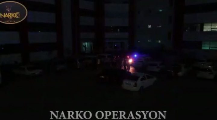 Malatya'da Narkotik Operasyonu: 12 Tutuklama – Video Haber