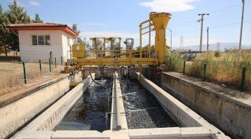 Malatya 1. OSB'nin Su Arıtma Kapasitesi Yüzde 65 Arttırılıyor