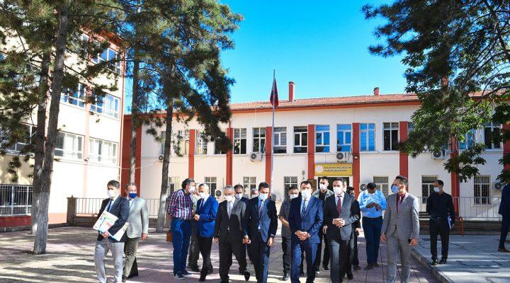İl Milli Eğitim Müdürlüğüne Yeni Bina