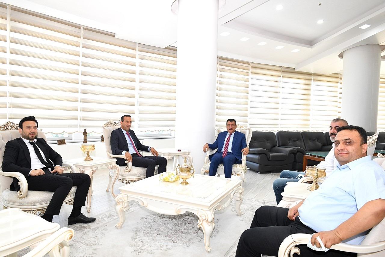 """Gürkan""""Yeni Malatyaspor'un Başarısı Bizleri Onurlandıracaktır"""""""