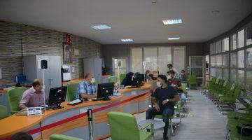 Büyükşehir Süper Hizmet Masası vatandaş işlemlerini kısa sürede hallediyor