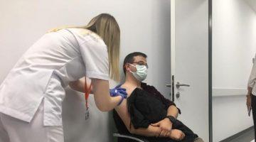 Almanya'nın koronavirüs aşısı Türkiye'de: Gönüllü denemeleri başladı