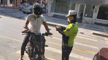 Vatandaşın Canından Bezdiren Motosiklet Sürücülerine sıkı denetim