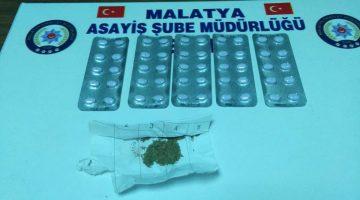 Malatya Emniyeti Uyuşturucu Satanlara Göz Açtırmıyor