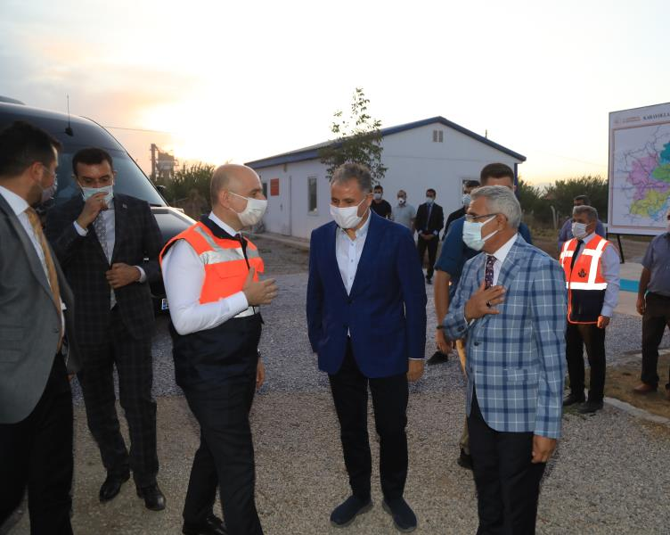 Karayolları 81.Şube Şefliğinin Yeri Battalgazi Belediyesine Devredilecek