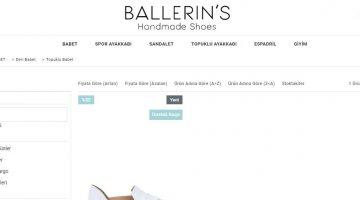 Topuklu Babet Modelleri ve Fiyatları İçin Ballerins!