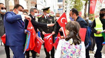 Malatya'da Cumhuriyet Bayramı Kutlama Etkinlikleri Başladı