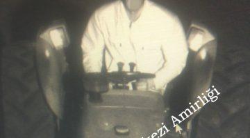 Çalınan Traktör Elazığ'da Yakalandı