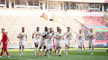 Gaziantep FK maç sonu açıklamaları