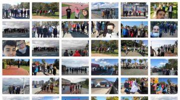 İYİ Parti Gençlik, İstanbul Maratonu'nu Türkiye'ye taşıdı!
