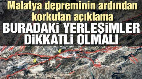 Depremin Ardından Naci Görür'den Korkutan Açıklama!