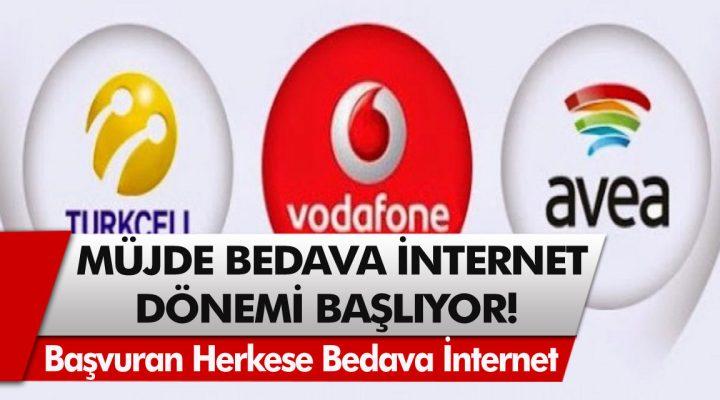 Müjde! Bedava İnternet Dönemi Başlıyor…