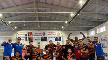 Büyükşehir Belediyespor Voleybol Takımı Erteleme Maçını Kazandı