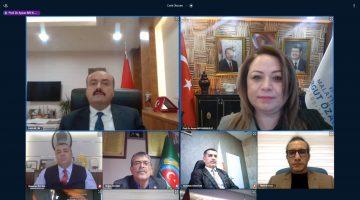 """MTÜ'den """"Malatya'da Tarımsal Faaliyetler & Kayısı Ticaretinde Son Gelişmeler"""""""