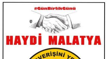 """Başkan Sadıkoğlu: """"Gün birbirimize sahip çıkma günü"""""""