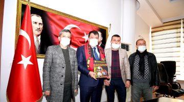 """Gürkan""""Y.Malatyaspor'un Başarısının Devam Etmesini Diliyorum"""""""