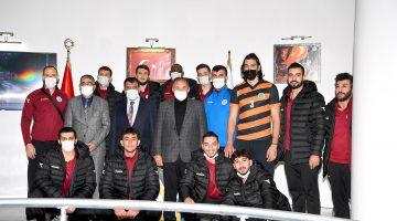 Gürkan: Sizleri Efeler Ligi'nde Görmek İstiyoruz