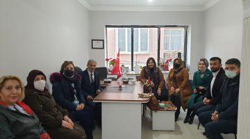 Büyük Birlik Partisi İl ve Kadın kollarına Ziyaret