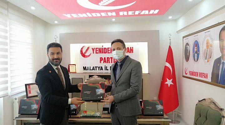Yeniden Refah Partisi Malatya İl Başkanlığından Eğitime Tam Destek