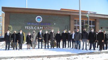 Milletvekili Tüfenkci, Battalgazi'deki Yatırımları Takdirle Karşıladı