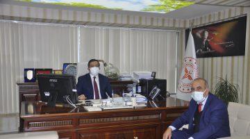 """Bentli """"Malatya'da 9 Binin üzerinde Sağlıkçıya Korona Aşısı Yapıldı """""""