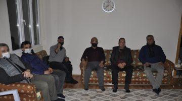 Başkan Kazgan, Bahri Mahallesinde Sorunları Dinledi