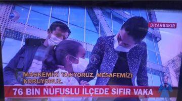 Kaymakam Büyüknalçacı, Diyarbakırda'da Farkını Ortaya Koydu