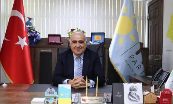 """İYİ Partili Sarıbaş: """"Deprem, Sadece Yıldönümünde Akıllara Gelmemeli"""""""
