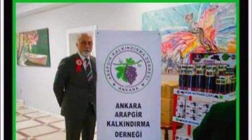 Ankara Arapgir Derneğinden, Hekimhan'a Destek