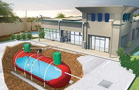 Binalarda Yağmur Suyunu Depolama Sistemi Zorunlu Olsun