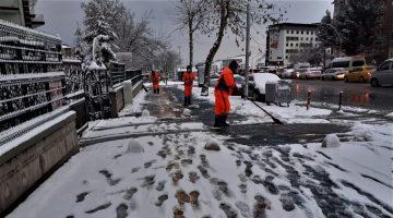 Battalgazi Belediyesi Rahmetin Zahmete Dönüşmesine İzin Vermedi