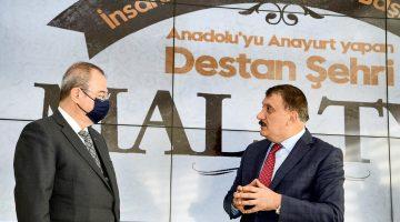 Başkan Gürkan: Sanko Holding Bölgemiz İçin Önemli Bir Yatırım Kuruluşumuzdur