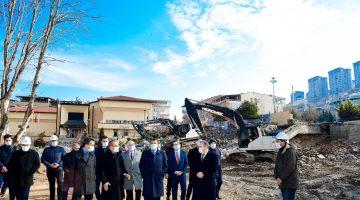 Başkan Gürkan, Eski Yönetimlerin Hatalarını Düzeltmeye Devam Ediyor