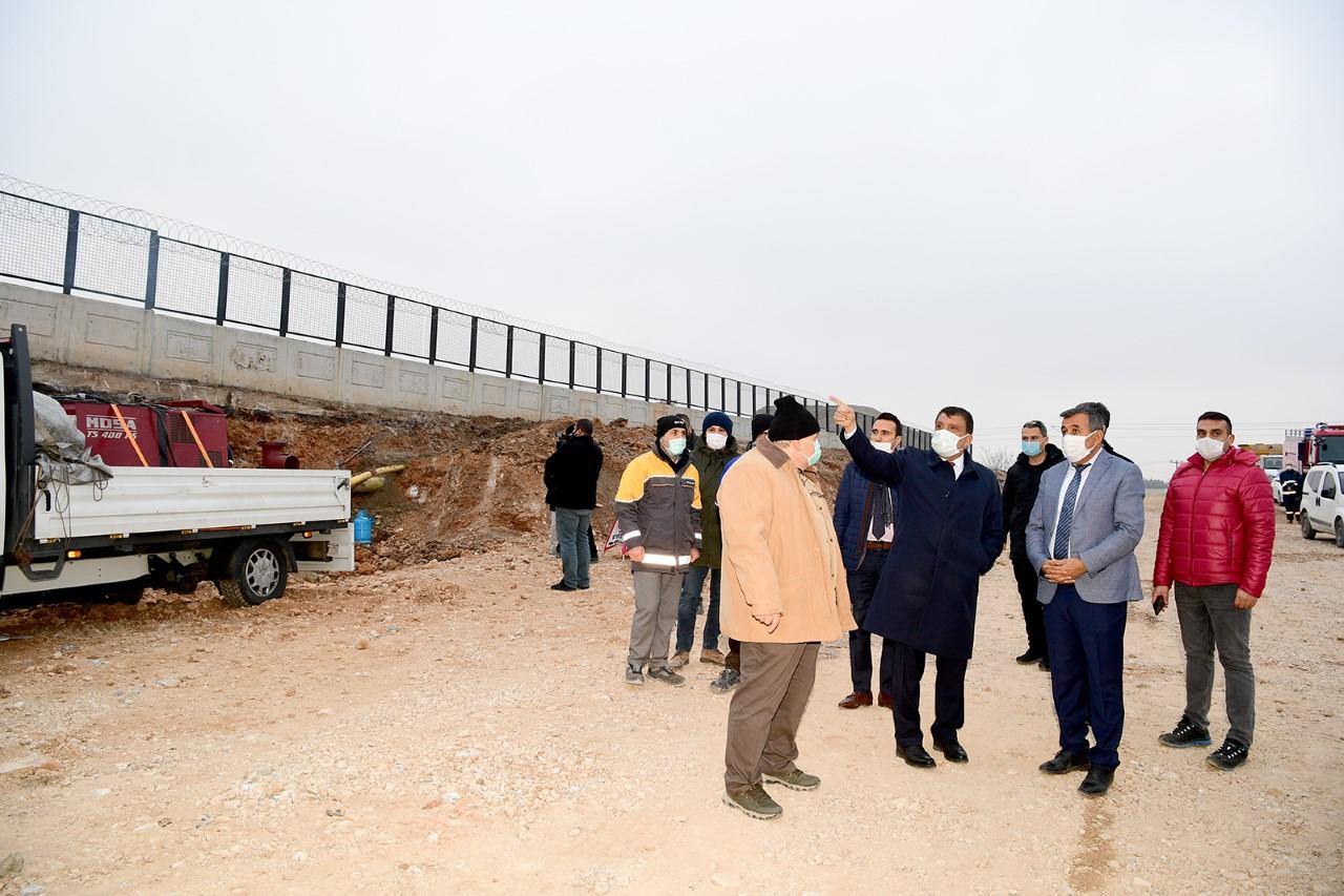 Gürkan: Anayurt, Çevre Yolunun Yükünü Alıyor