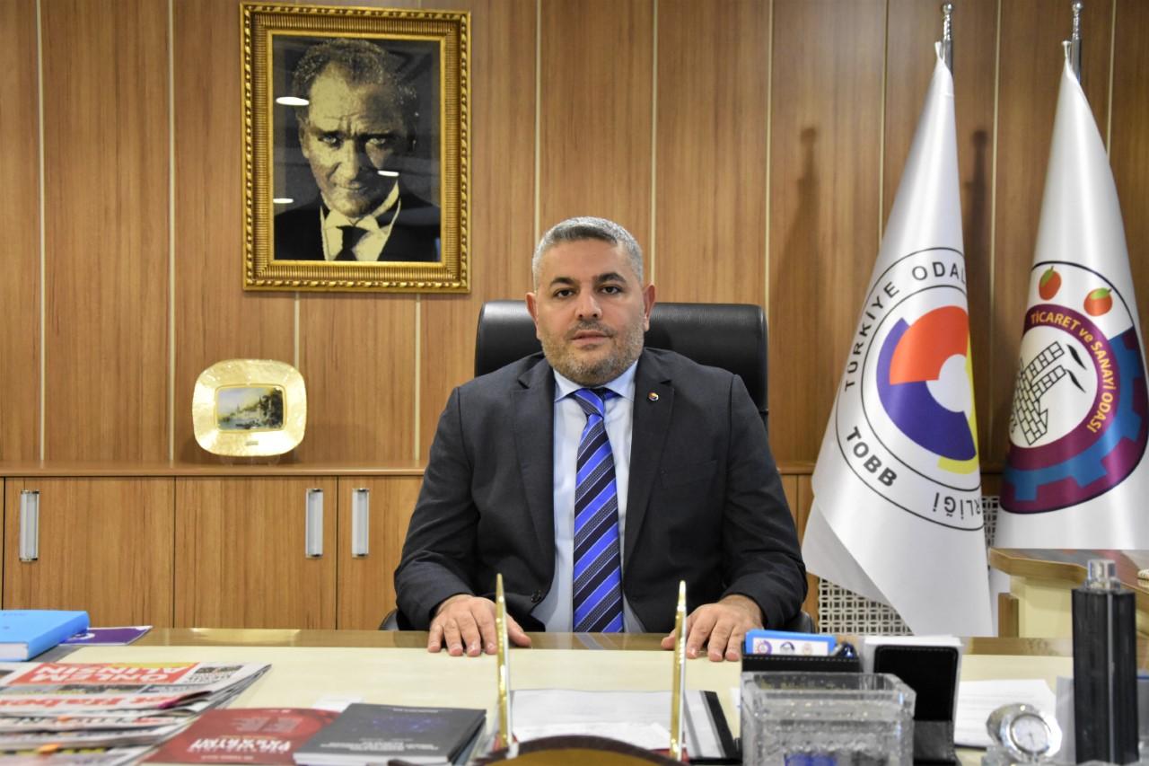 """Başkan Sadıkoğlu""""Destek müjdesi için Sayın Cumhurbaşkanımıza teşekkür ediyoruz"""""""